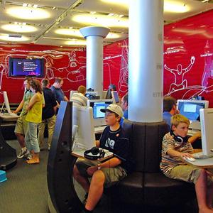 Интернет-кафе Усть-Ордынского