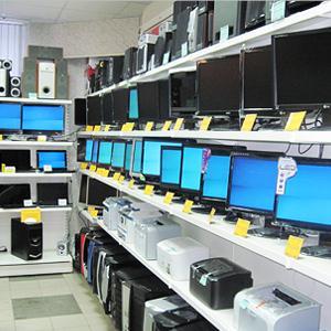 Компьютерные магазины Усть-Ордынского