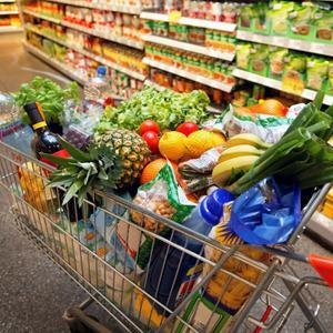 Магазины продуктов Усть-Ордынского