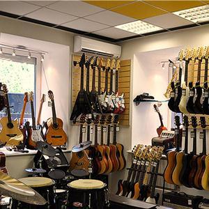 Музыкальные магазины Усть-Ордынского