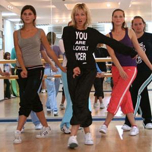 Школы танцев Усть-Ордынского