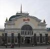 Железнодорожные вокзалы в Усть-Ордынском