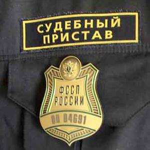Судебные приставы Усть-Ордынского