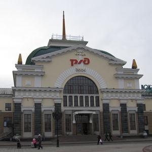 Железнодорожные вокзалы Усть-Ордынского