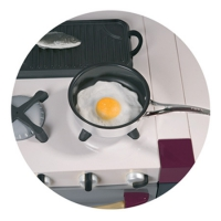 Кафе Орбита - иконка «кухня» в Усть-Ордынском
